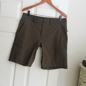 L.L. Bean 34W Hiking Shorts Outdoor Active Excelle